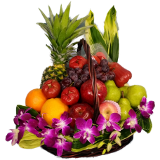 Fathers Day Fresh Fruits Hamper